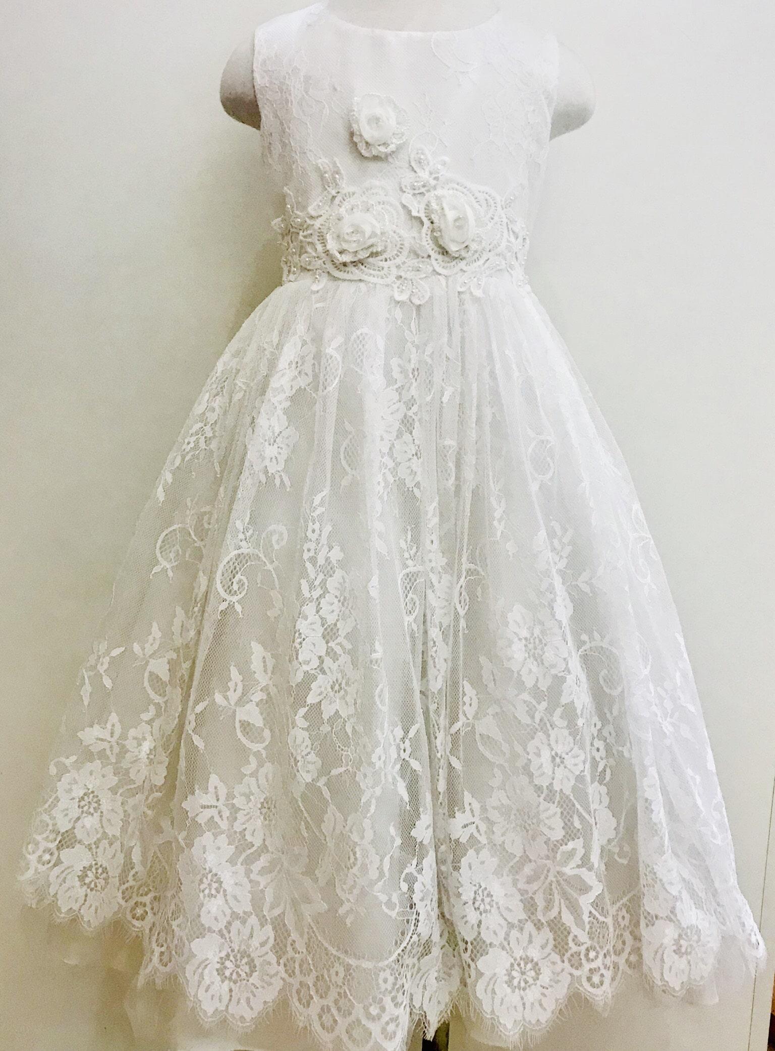 Платье белое Desalitto