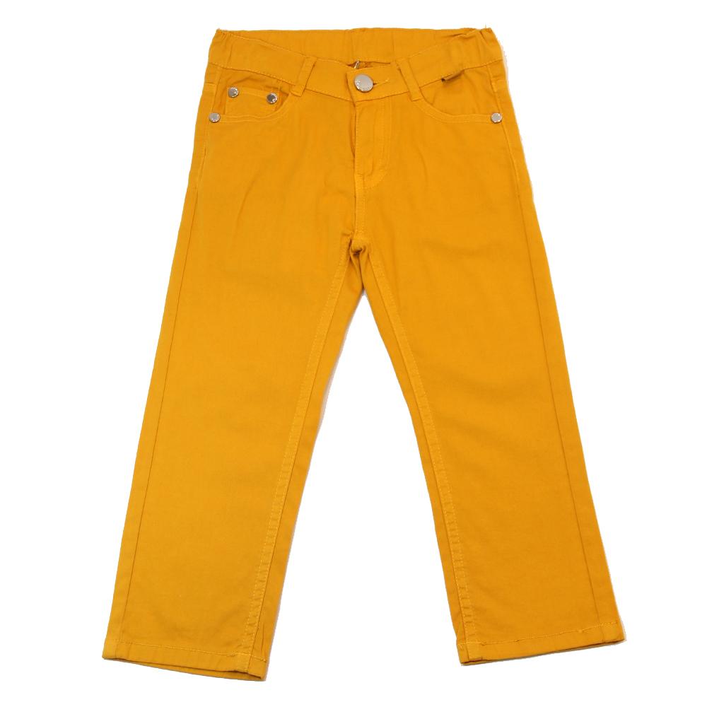 Брюки желтые Pinetti