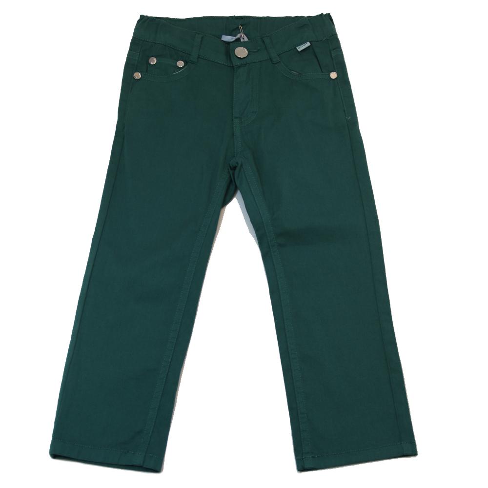 Брюки зеленые Pinetti