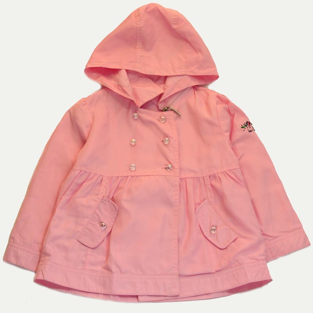 Плащ DeSalitto розовый