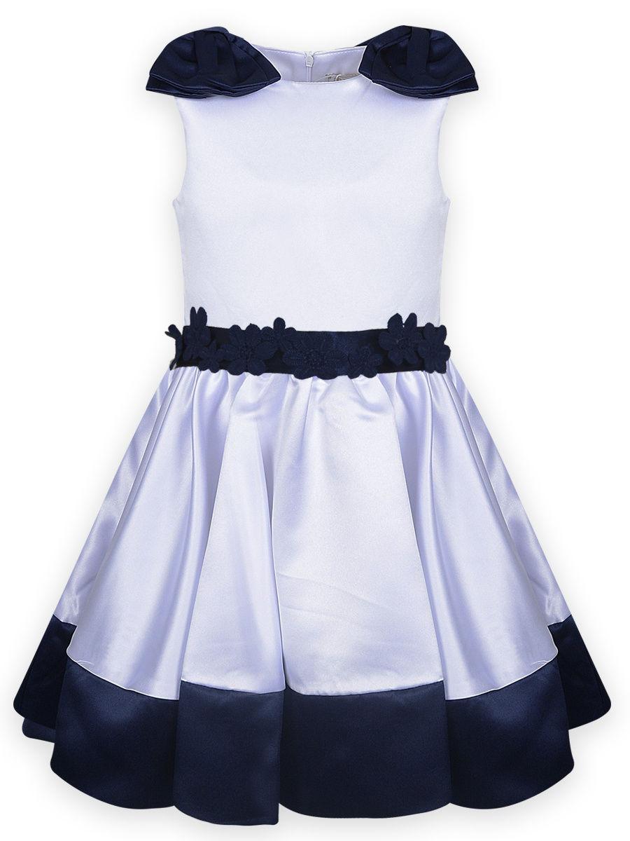 Платье белое Stefania