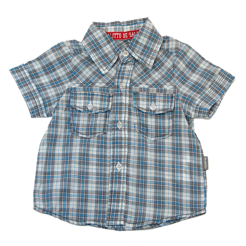 Рубашка короткий рукав Desalitto
