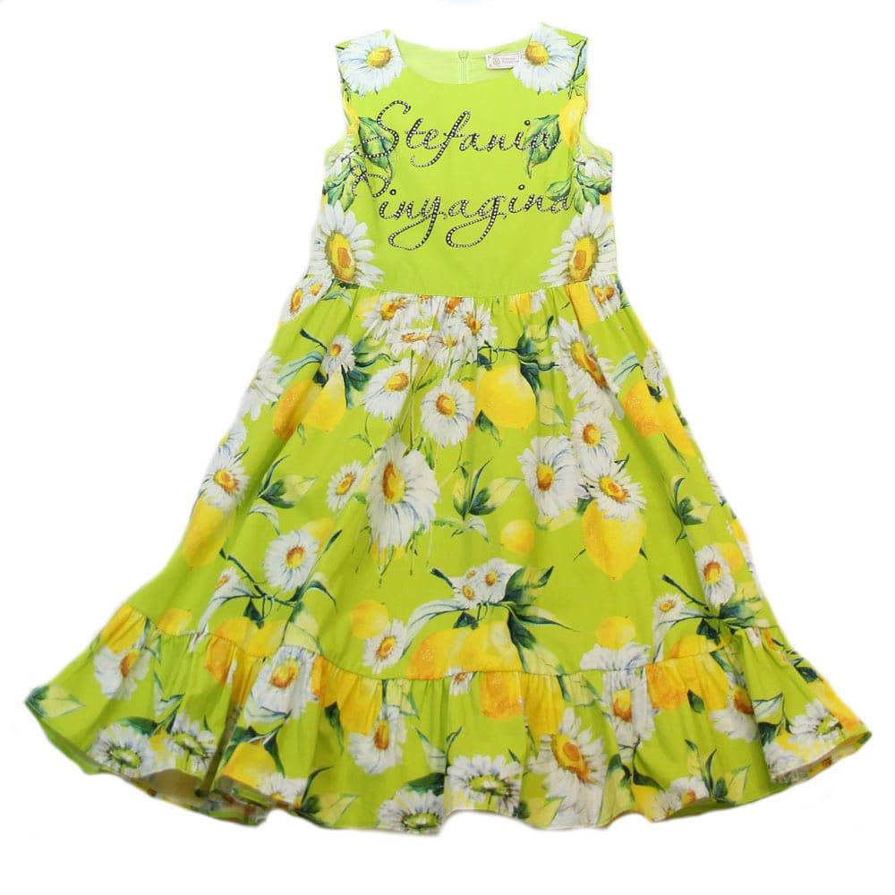 Платье-сарафан Stefania «Lemons»