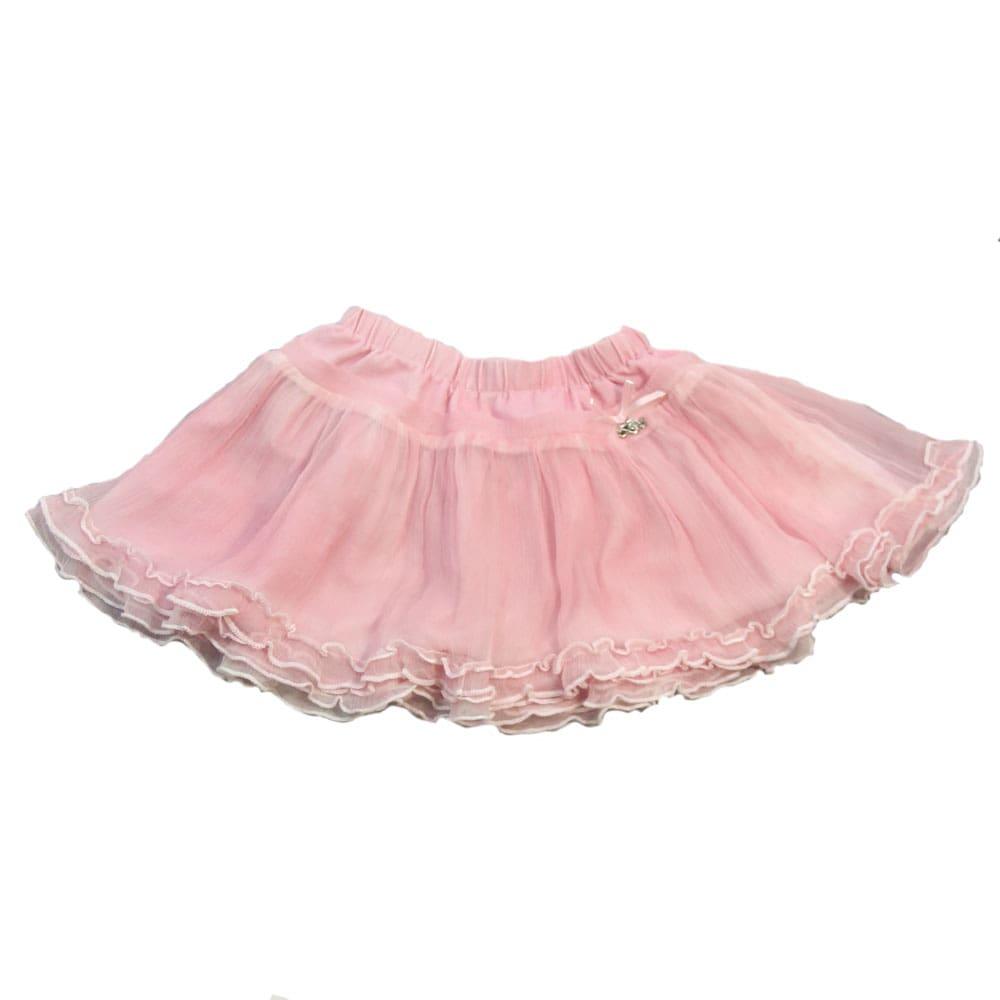 Юбка-пачка розовая Desalitto
