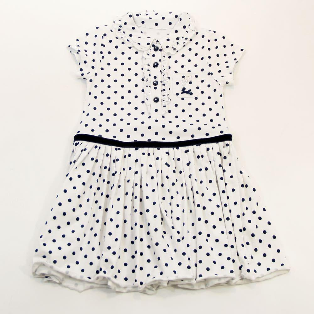 Платье в горошек Desalitto