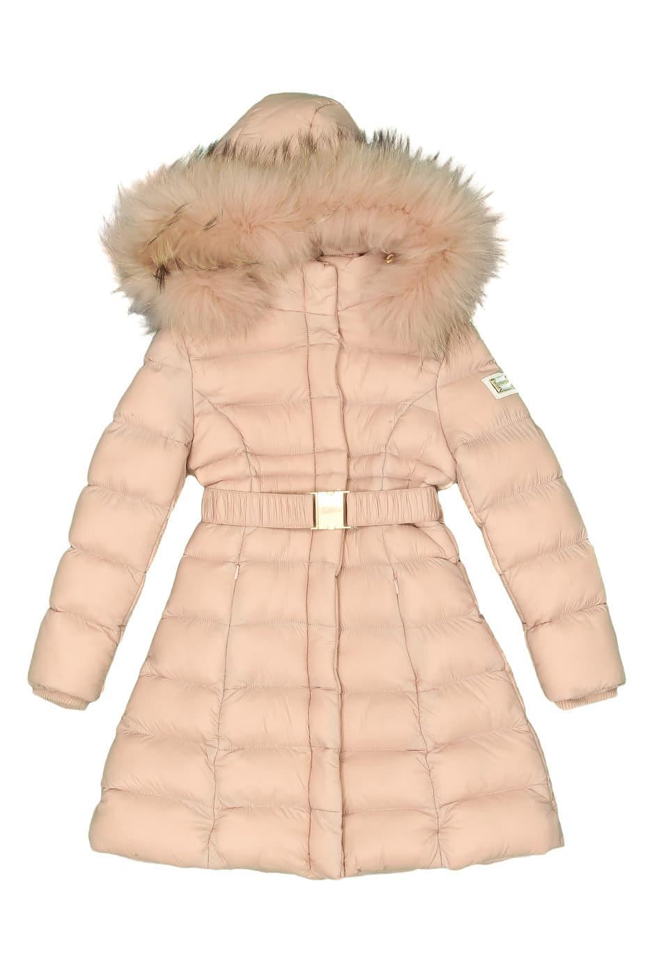 Зимнее стеганное пальто Stefania
