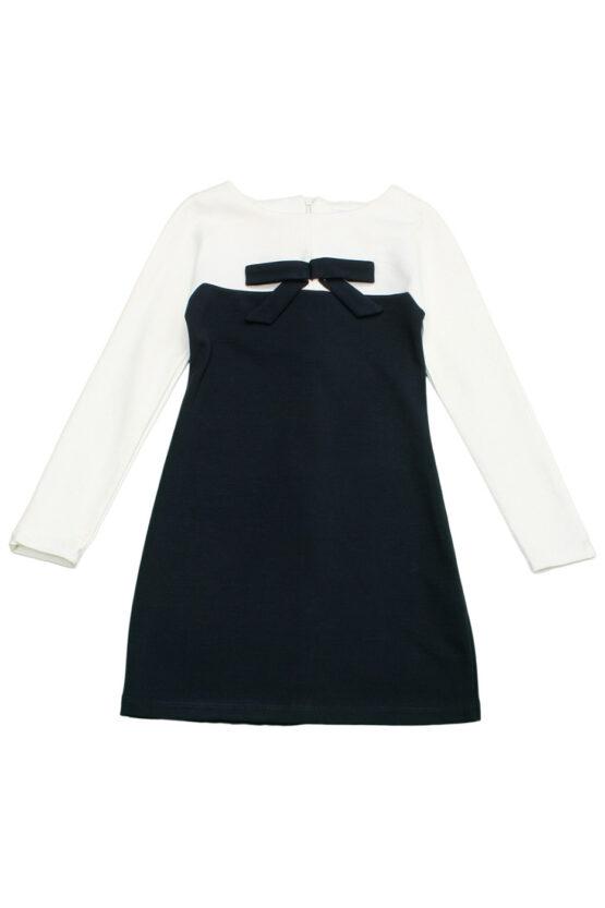 Платье синий/белый Pinetti