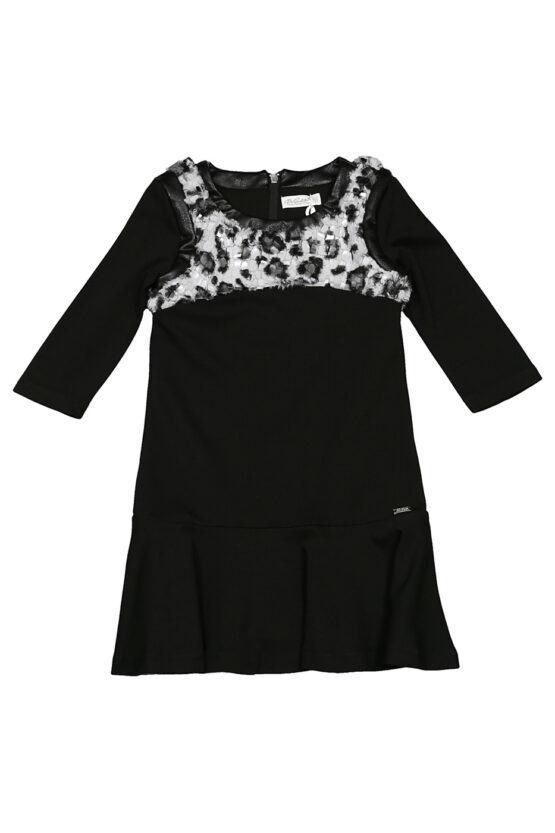 Платье черное Desalitto