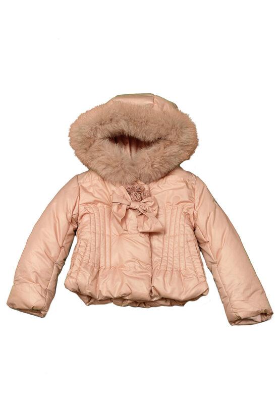 Куртка+полукомбинезон чайная роза Desalitto