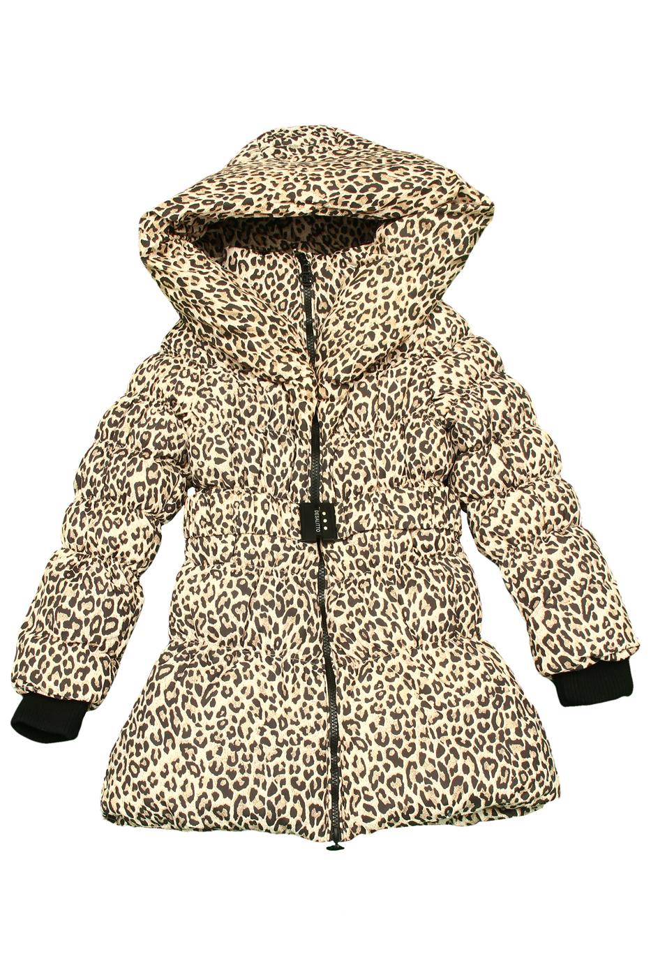 Пальто леопардовое Desalitto
