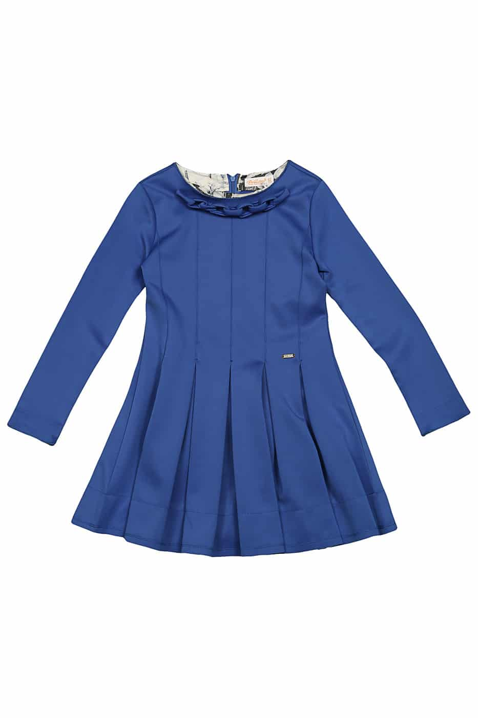 Платье синее Desalitto