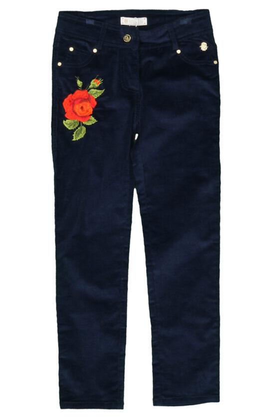 Вельветовые брюки Stefania