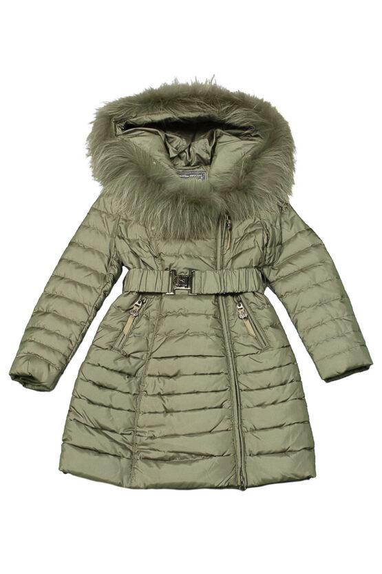 Пальто пуховое Desalitto