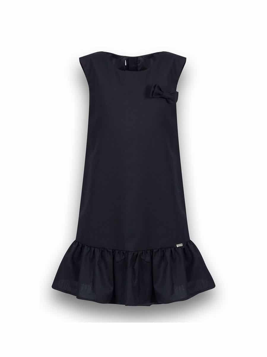 Платье-сарафан черный Pinetti