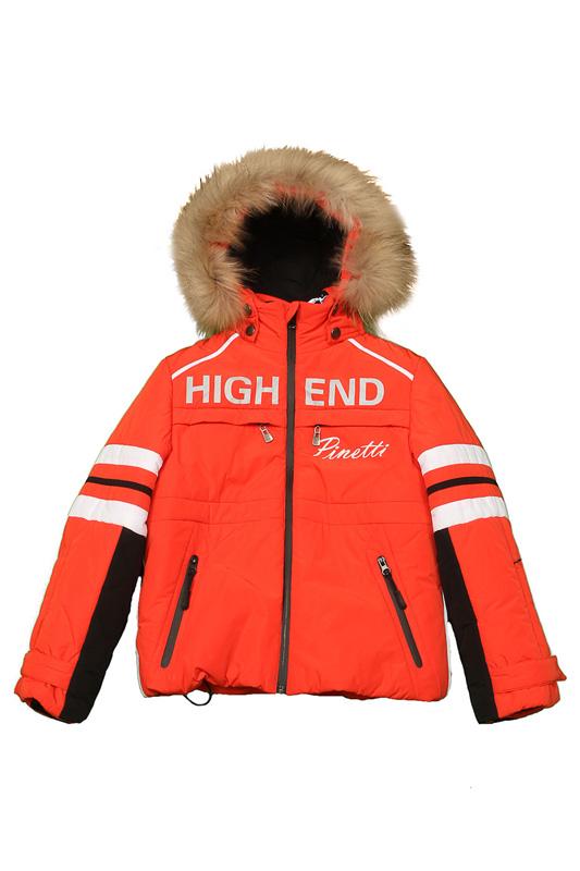 Куртка красная Pinetti