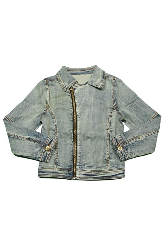Джинсовая куртка Pinetti