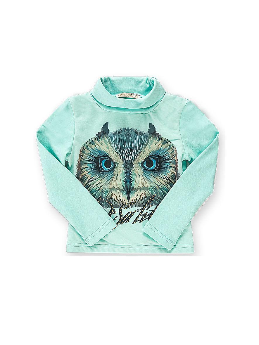 Гольф бирюза Snow Owl