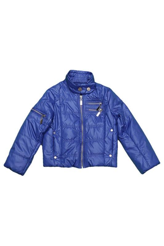 Куртка голубая Desalitto