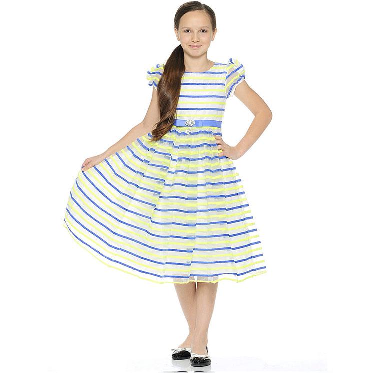 Платье в полоску Pinetti