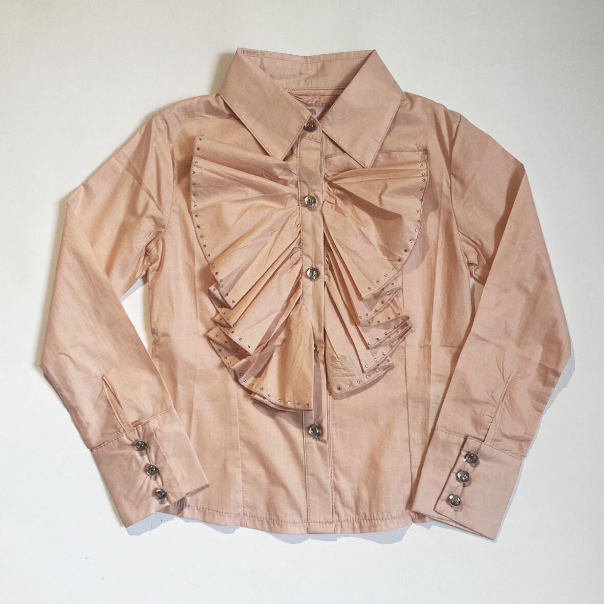 Блуза розовая Desalitto
