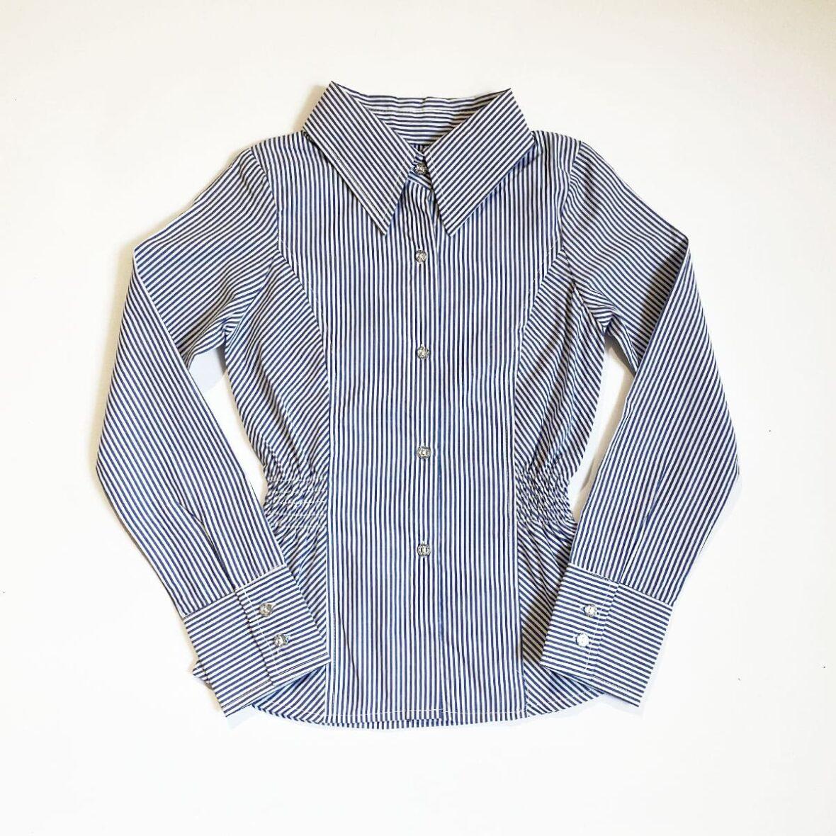 Рубашка полоска Desalitto