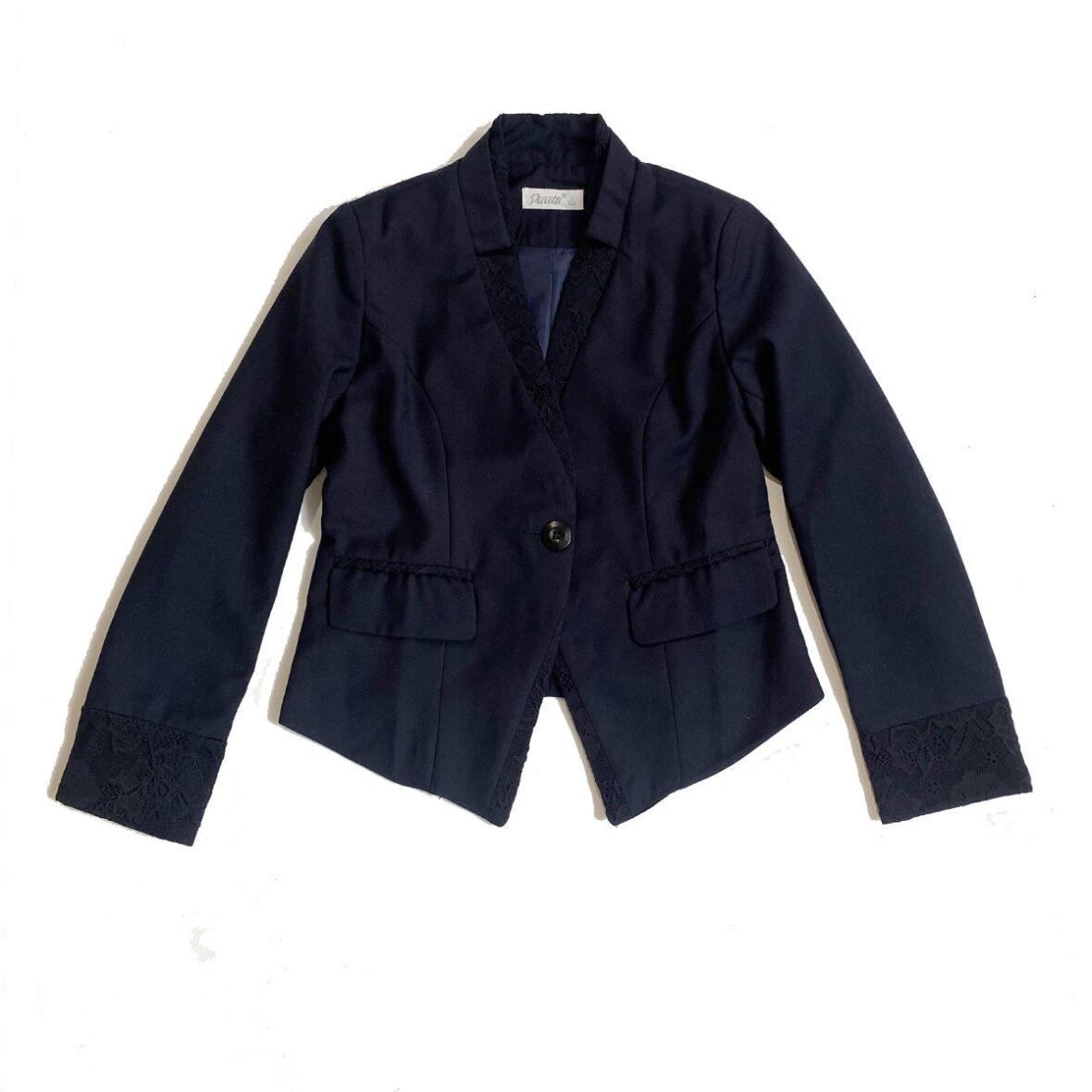 Пиджак синий Pinetti